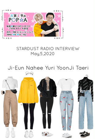 STARDUST RADIO INTERVIEW