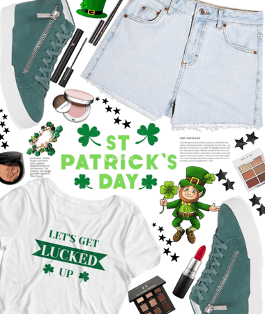 St. Patrick's Day!!
