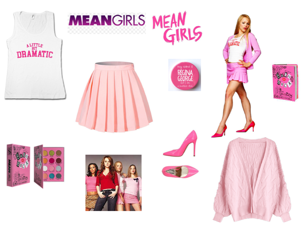 Movie Inspired Costume - Regina George: Mean Girls