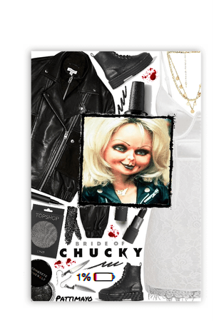 🩸BRIDE OF CHUCKY SPOOKY VIBES🩸