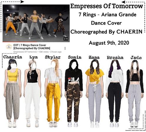 EOT(내일의 황후) | 7 Rings Dance Cover