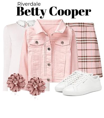 Betty Cooper Riverdale