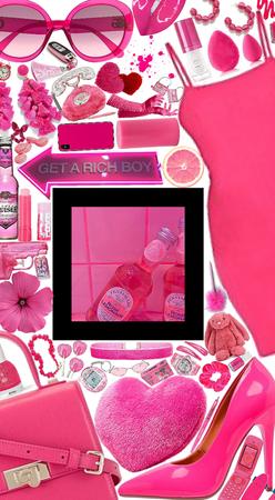 💓hot pink feels💓