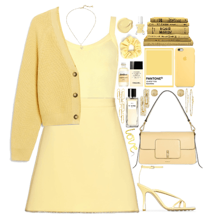 Yellow Monochromatic 2.0