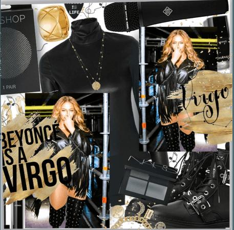 Beyonce is Virgo #2