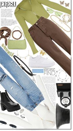 Reborn and Transformed: Fashion Rehashed #1