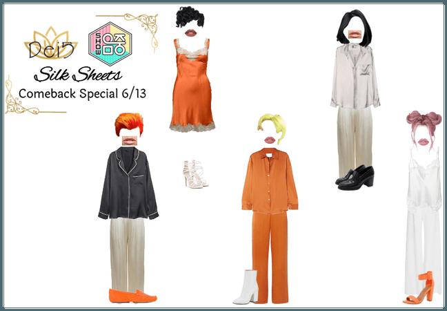 Dei5 Silk Sheets Comeback Special | Music Core