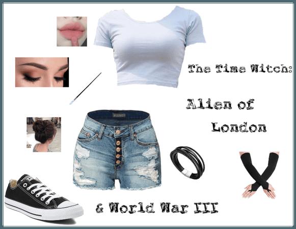 TW: Aliens of London & World War III