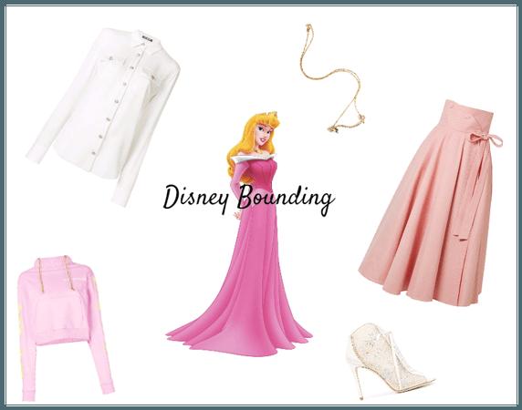 Aurora Disney Bounding