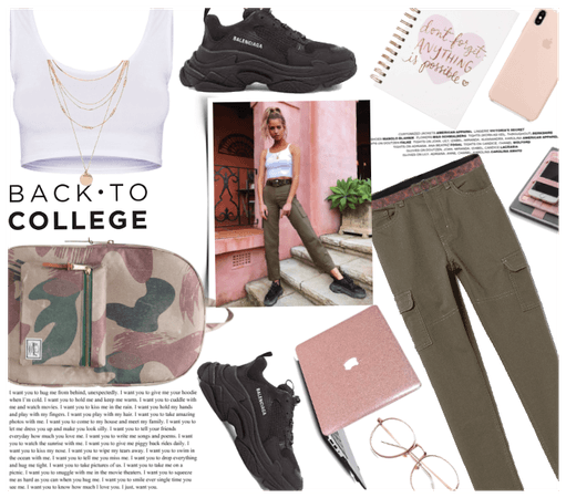 College Girl!
