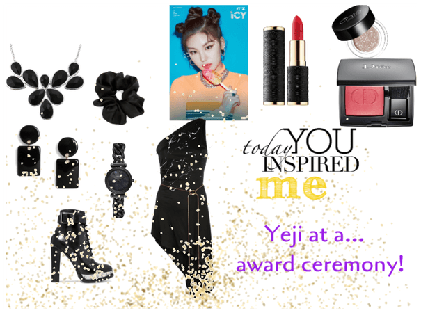 Yeji award ceremony look
