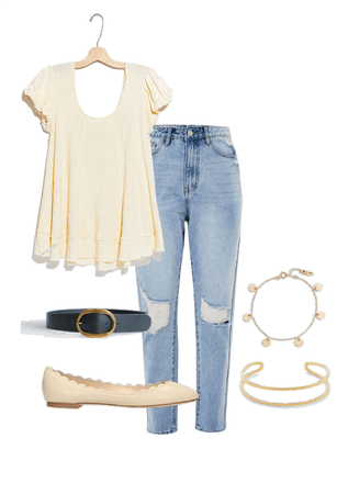 Body Shape Outfit 2