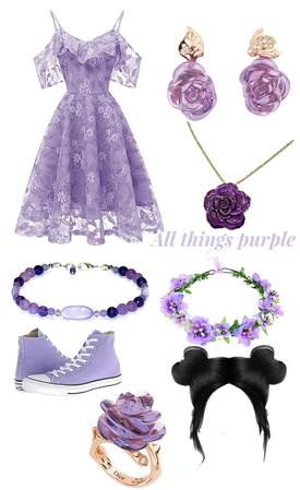 Purple Darlin'