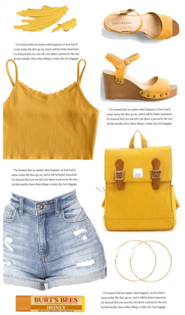 A day in mustard