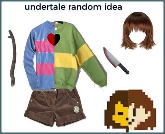 random undertale idea