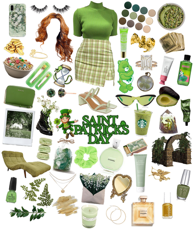 St Patrick's day look 3•17•31