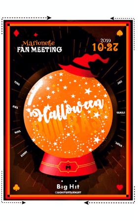 MARIONETTE (마리오네트) 'Halloween Boo Bash' Fan Meeting