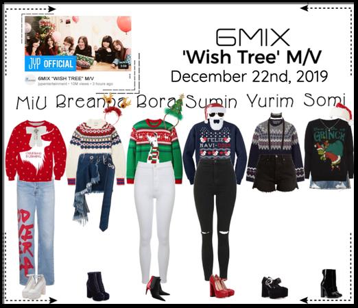 《6mix》'Wish Tree' M/V