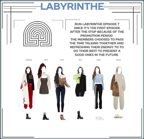 RUN LABYRINTHE EPISODE 7