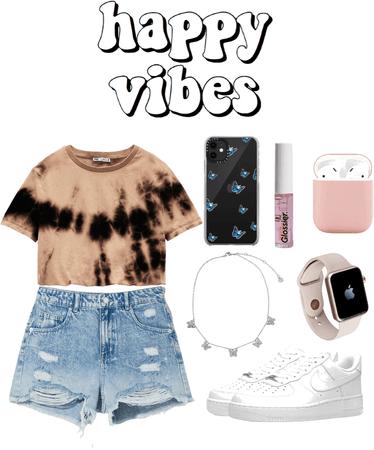 'happy vibes
