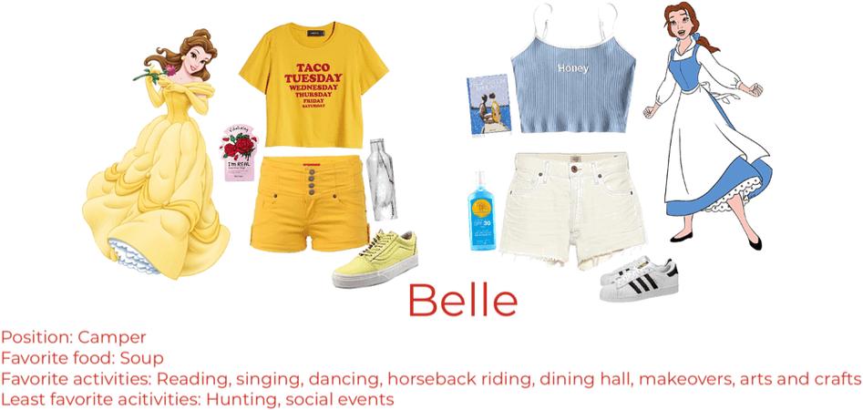 Camper Belle