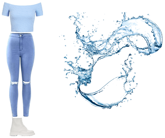 water outfit