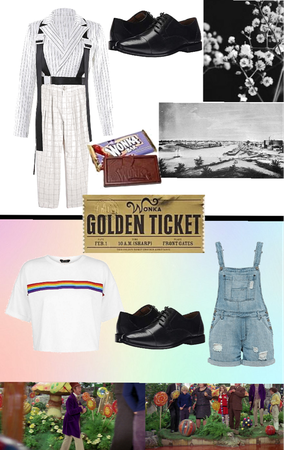 Willy Wonka Golden Ticket Contest