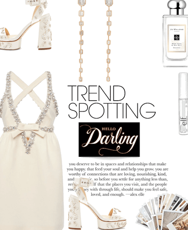 Trend Spotting  Hello Darling