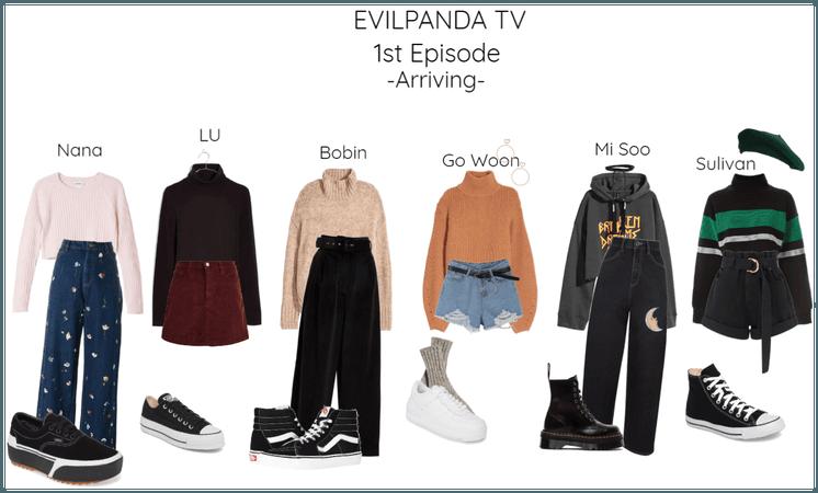 EVILPANDA TV 1st Episode