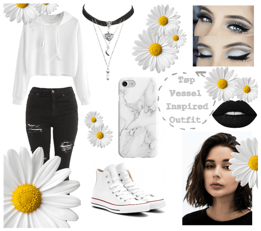 Tøp Vessel Inspired Outfit