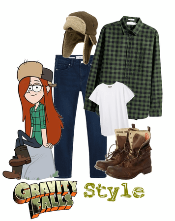 Character Fashion: Wendy Corduroy