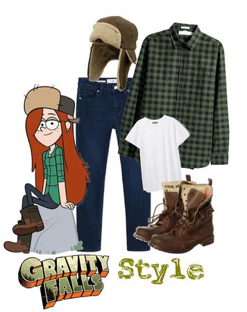 Character Fashion: Wendy Corduroy