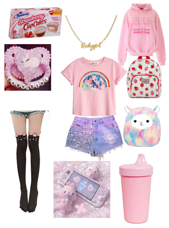 Agere look (Babygirl)