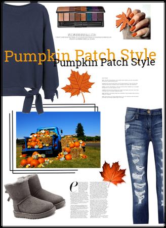 Pumpkin Patch Style Contest