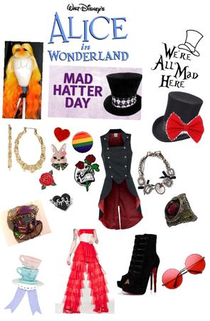 Mad Punk Hatter