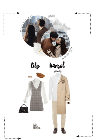 〖Lily&Hansol〗  A Day In Paris