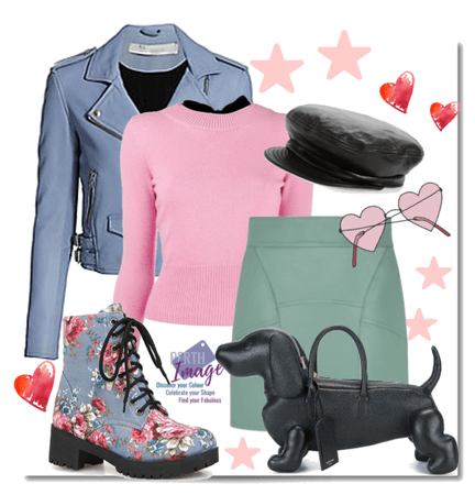 Preppy in Pink