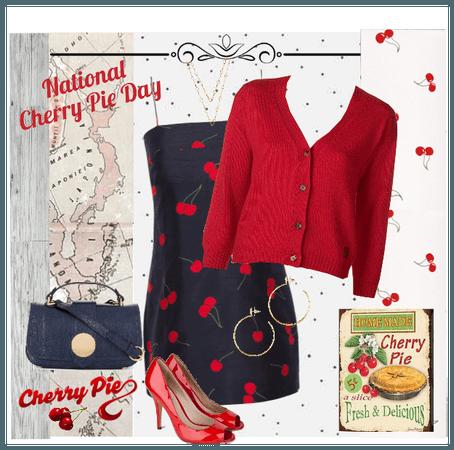 YUM ~ National Cherry Pie Day