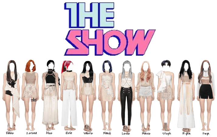 """""""Dream Diary"""" 1st Win THE SHOW"""