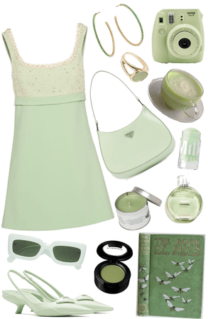 all green summer
