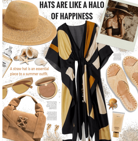Hats are like halos of happiness
