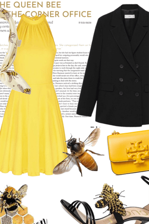 Bee Style/ Challenge created by @bee_ana