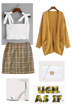 Different approaches of Cher's outfits in Clueless