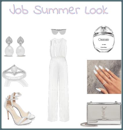 Job Summer Look by Giada Orlando 2020