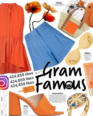 gram famous | insta-ready