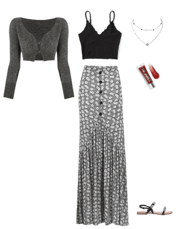practical magic Sally Owens inspired outfit