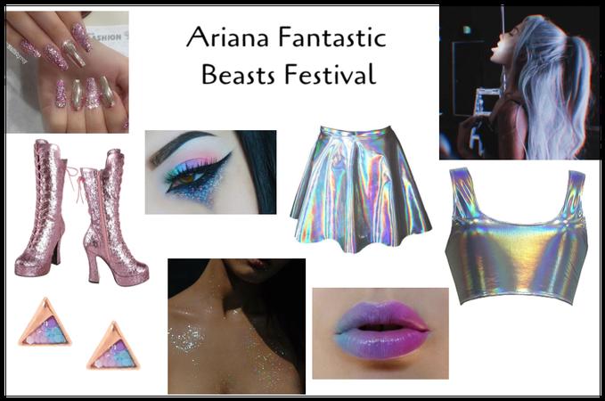 Ariana Fantastic Beasts Festival