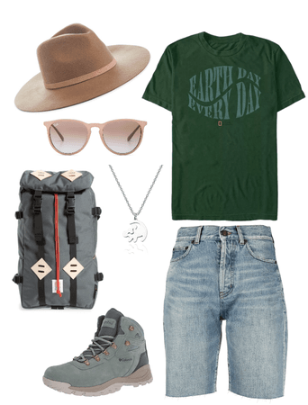 Earth's Day Style by MAHSA
