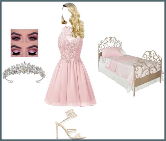 Pink Pretty Princess