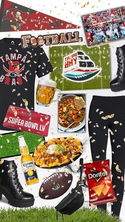 NFL Super Bowl LV Celebration